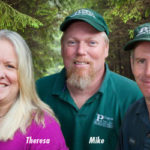 Theresa, Mike, and Frank
