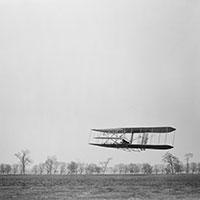 The Wright Brothers 1904 flight